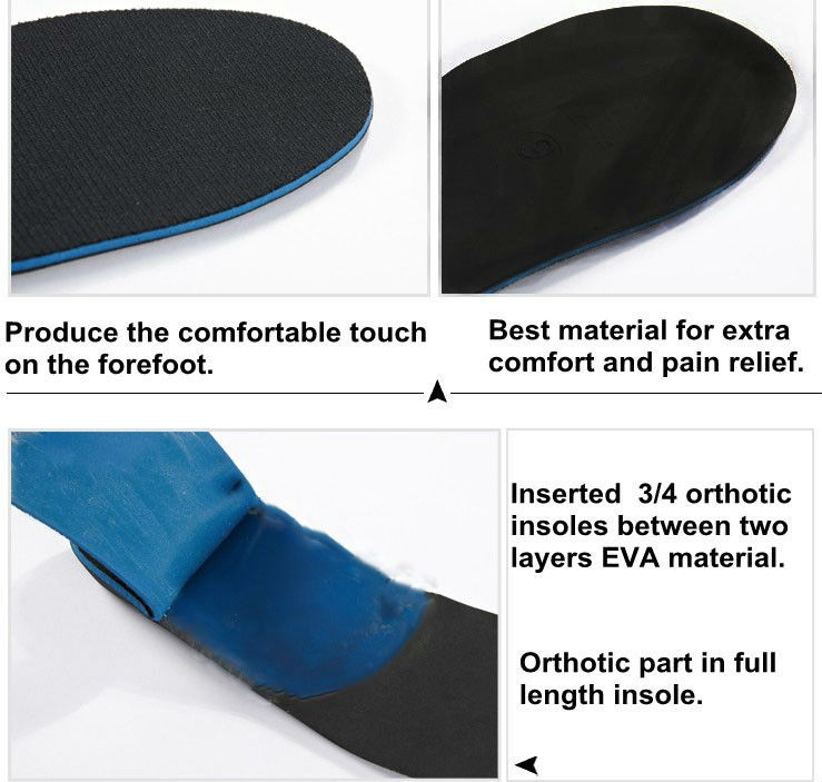 arch support orthotic insoles