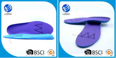 Lizeng pu esd anti static insoles for work shoes