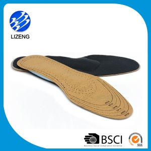 leather soft insoles