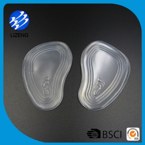 silicon shoe pads